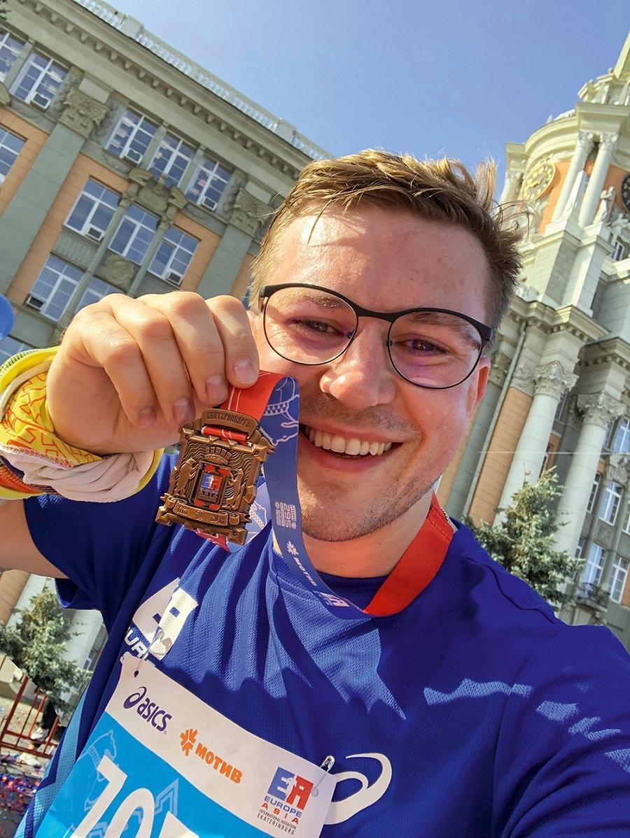 Сергей Чернобаев: Спорт — отличная тренировка деловых качеств 1