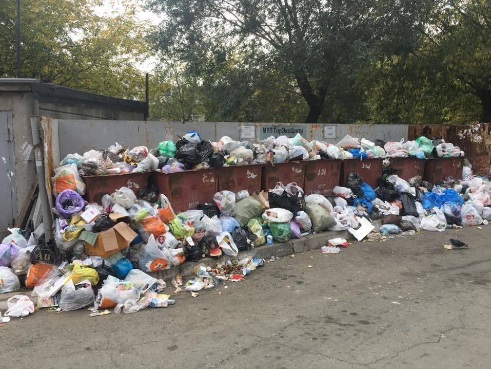 «Это угроза жизни». Прокуратура обвинила власти Челябинска в мусорном коллапсе 1