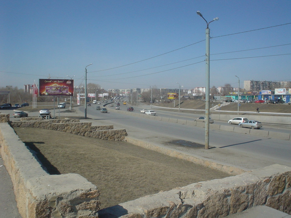 Челябинск, улица Кашириных