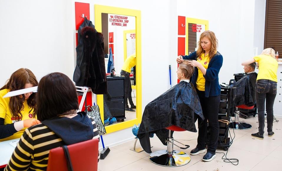 Сеть экспресс-парикмахерских «Стрижка SHOP» из Екатеринбурга осваивается в Челябинске  1