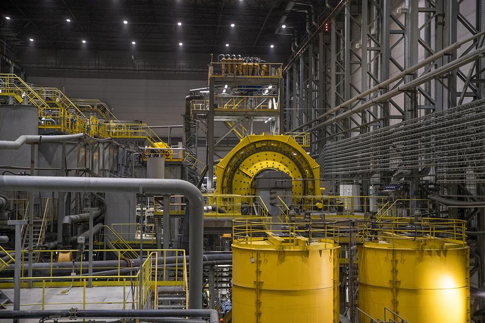 Русская медная компания инвестирует в экономику Южного Урала более 120 млрд руб. 1