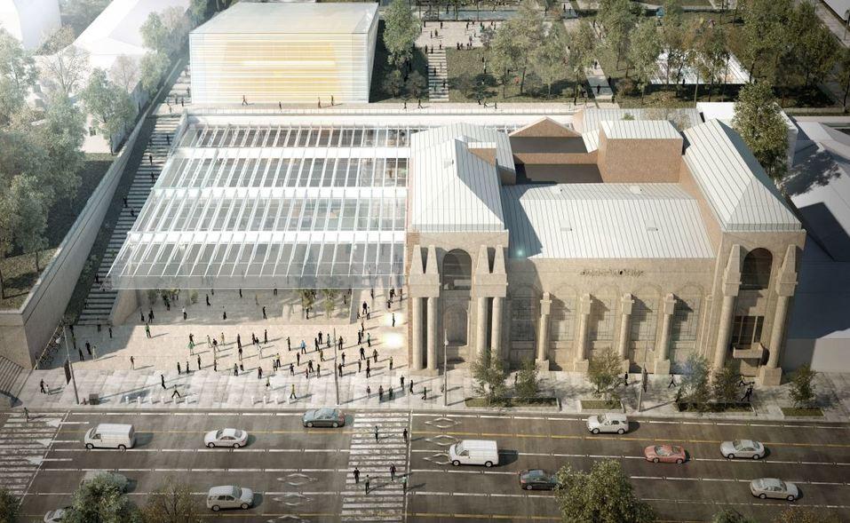 Михаил Вяткин: Здания наподобие филармонического зала от Захи Хадид — архитектурные фрики 1