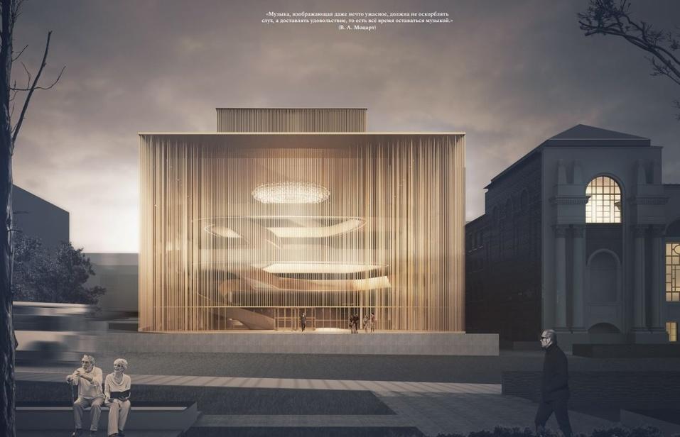 Михаил Вяткин: Здания наподобие филармонического зала от Захи Хадид — архитектурные фрики 5