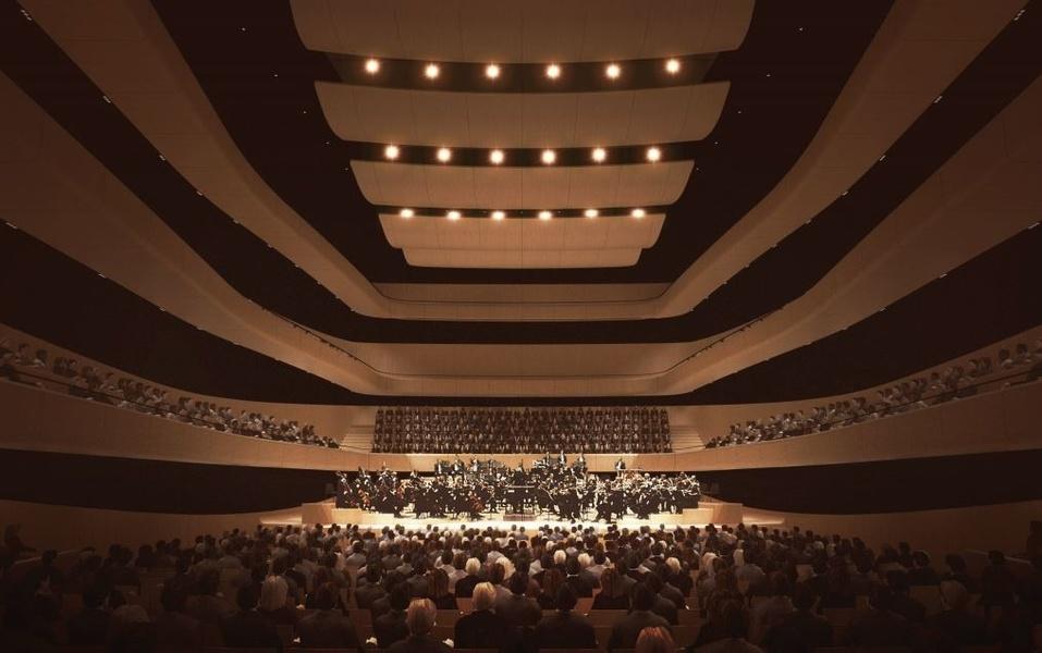 Михаил Вяткин: Здания наподобие филармонического зала от Захи Хадид — архитектурные фрики 6