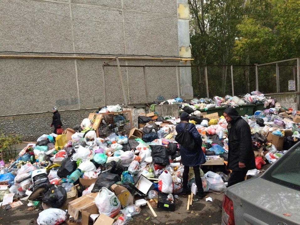 Екатеринбургу грозит мусорный коллапс. Прокуратура вынесла предупреждение мэрии 2