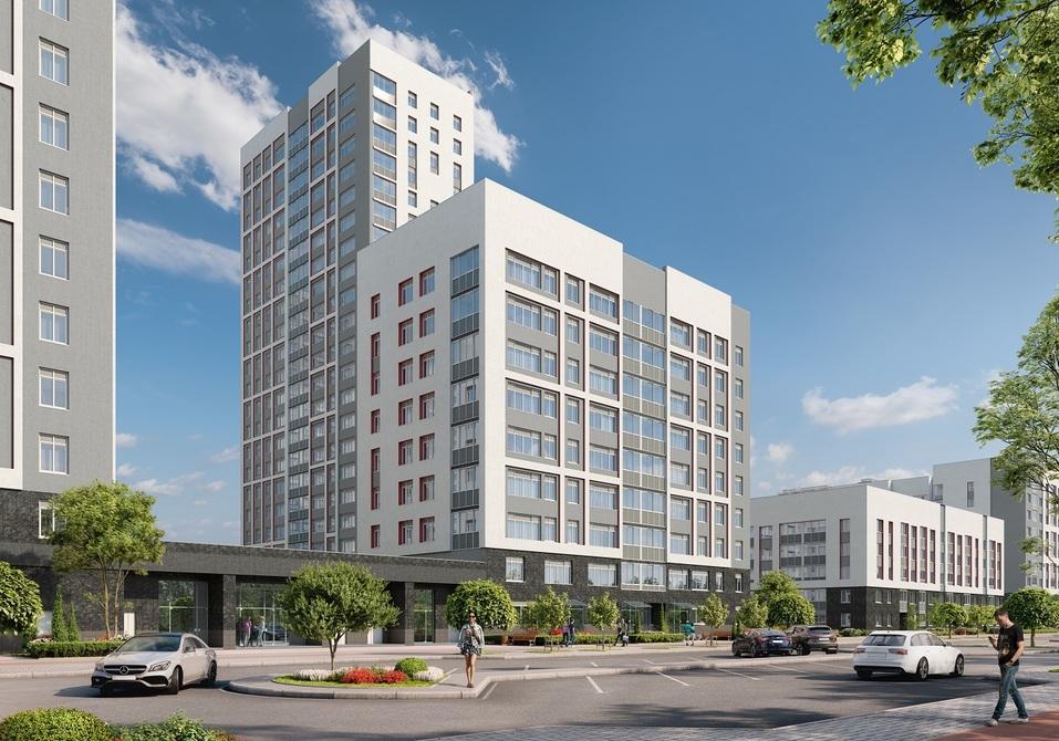 Отдых рядом с домом: как в Екатеринбурге строят квартал с парком, кораблем и набережной 6