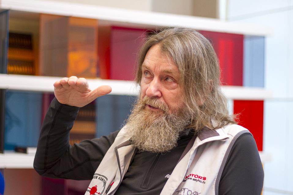 «Я немного недоволен ХХI-ым веком». Федор Конюхов — про деньги, пиратов и щедрый бизнес 2