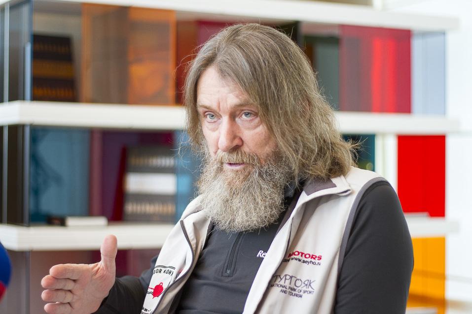 «Я немного недоволен ХХI-ым веком». Федор Конюхов — про деньги, пиратов и щедрый бизнес 1