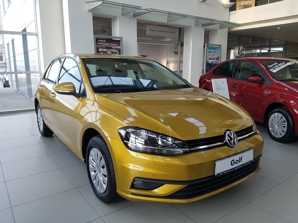 Volkswagen Golf – возвращение легенды. Уже в «Автоцентре Керг» 1