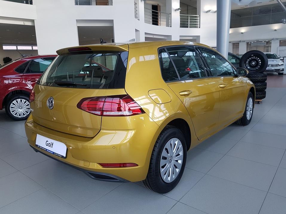 Volkswagen Golf – возвращение легенды. Уже в «Автоцентре Керг» 2