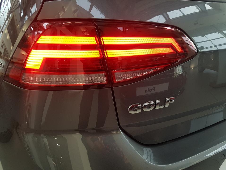 Volkswagen Golf – возвращение легенды. Уже в «Автоцентре Керг» 10