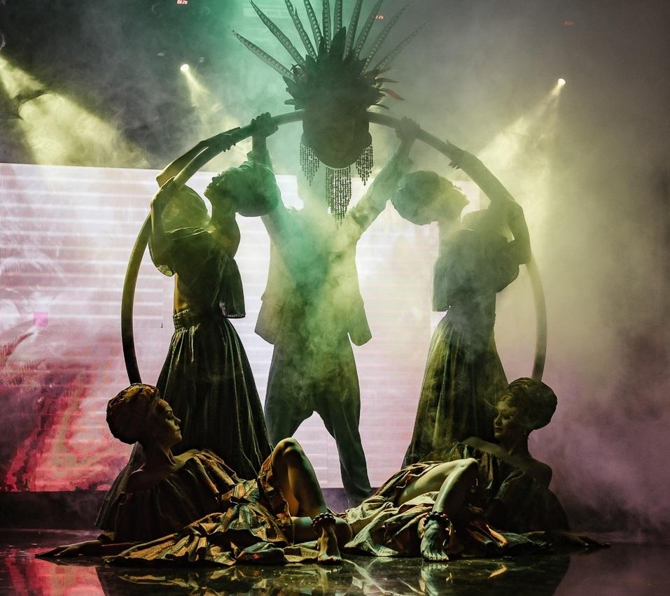 Танцор Тарзан-Глушко и модельмен Эдуард Кривенко выберут лучшую танцовщицу в Челябинске 1