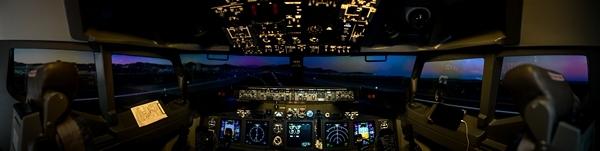 Авиатренажер компании Dream Aero открылся в «Сибирском Молле» 1