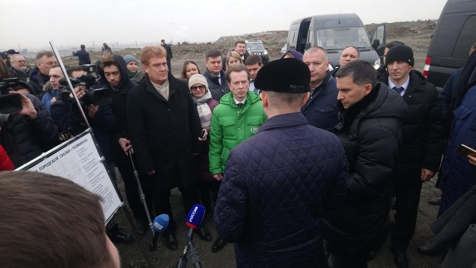 «Фильтры должны не быть, а работать». ГЛАВНОЕ из приезда министра экологии в Челябинск 3