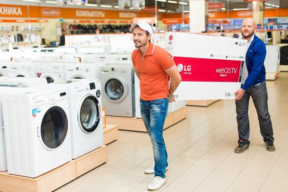 Скидки до 40%: гипермаркет RBT.ru проводит главную распродажу года «Черная пятница» 5