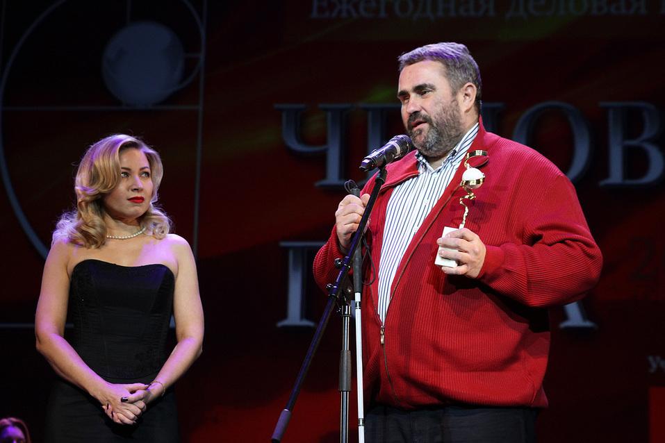 «Это элементарно!». Как в Екатеринбурге вручали премию «Человек года — 2018» / РЕПОРТАЖ 12