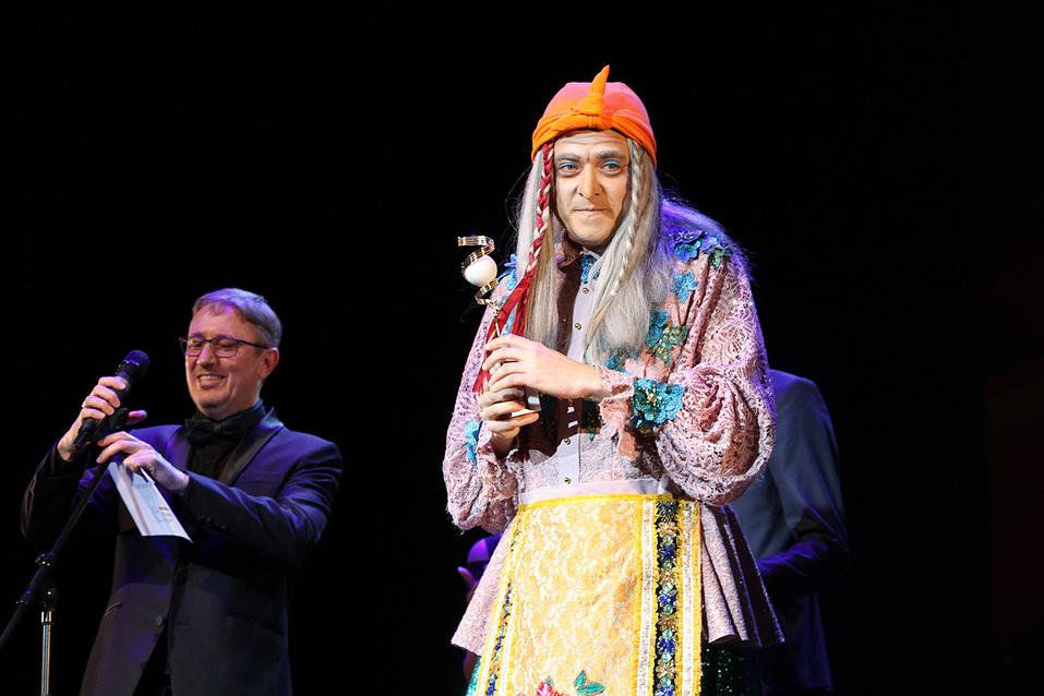 «Это элементарно!». Как в Екатеринбурге вручали премию «Человек года — 2018» / РЕПОРТАЖ 19