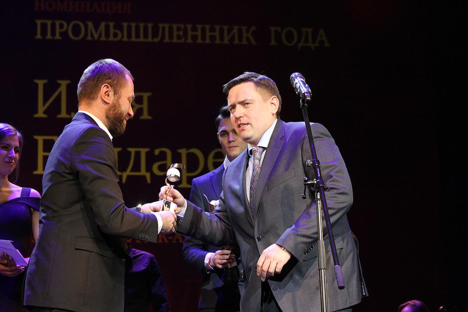 «Это элементарно!». Как в Екатеринбурге вручали премию «Человек года — 2018» / РЕПОРТАЖ 27