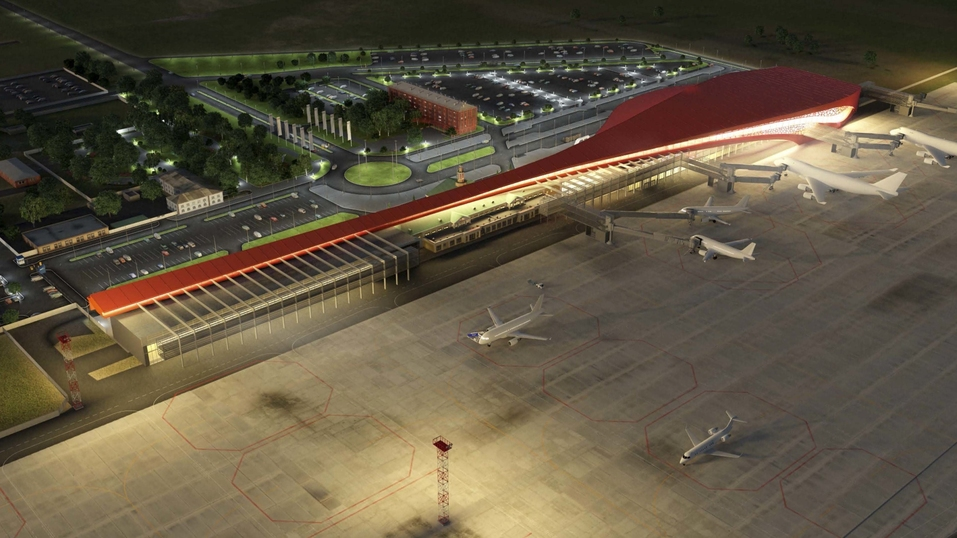 Михаил Смирнов: «Давайте мечтать о собственной региональной авиакомпании!» 2