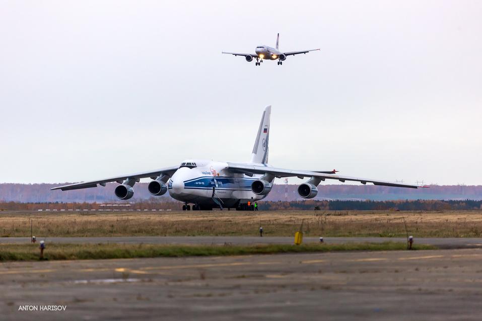 Михаил Смирнов: «Давайте мечтать о собственной региональной авиакомпании!» 1