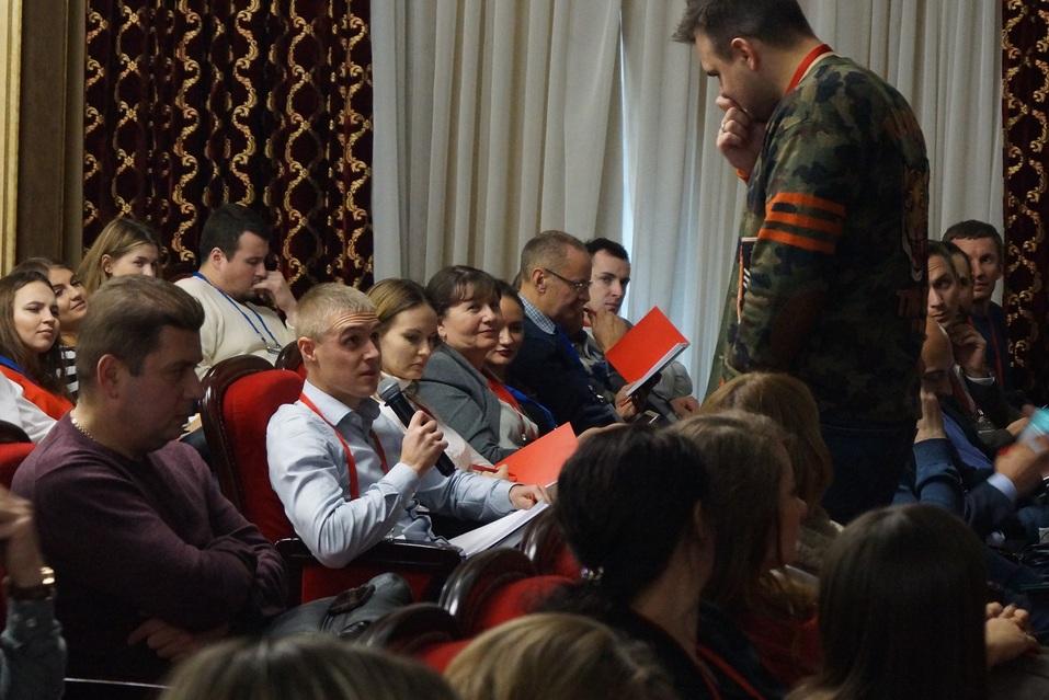 Альфа-Банк научил предпринимателей Челябинска успешно развивать бизнес  2