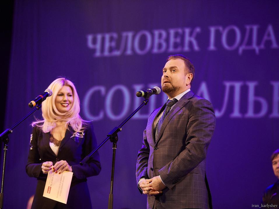 В Челябинске определен победитель премии «Человек года — 2018». ФОТОРЕПОРТАЖ 14