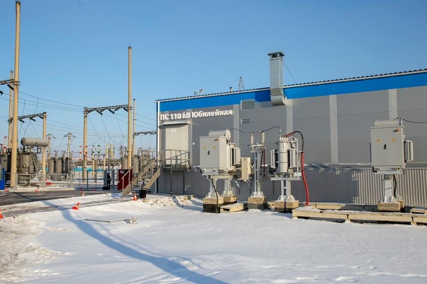 После реконструкции запущена подстанция «Юбилейная» в Красноярске 1