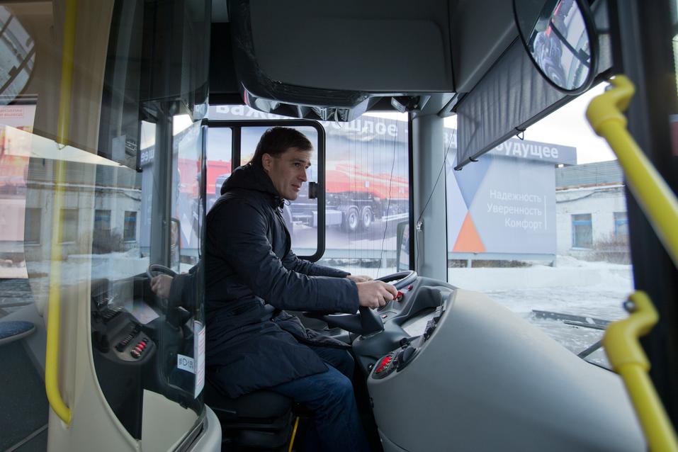 Это не шутки? В Челябинской области «УралАЗ» выпустит маршрутки по экологичной технологии 2