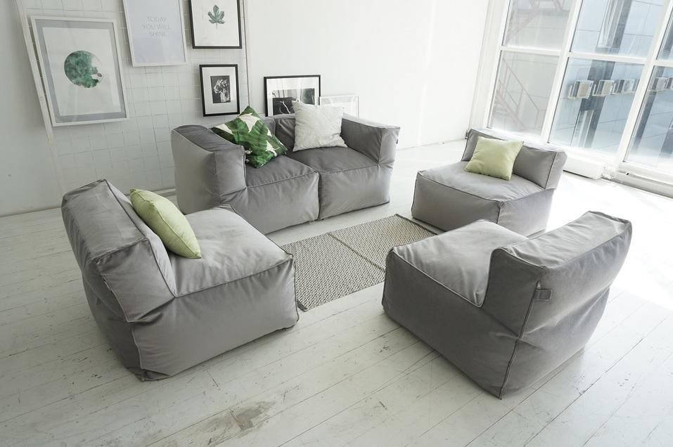 Меняй обстановку с модульным бескаркасным диваном «Ай Диво» хоть каждый час! 2