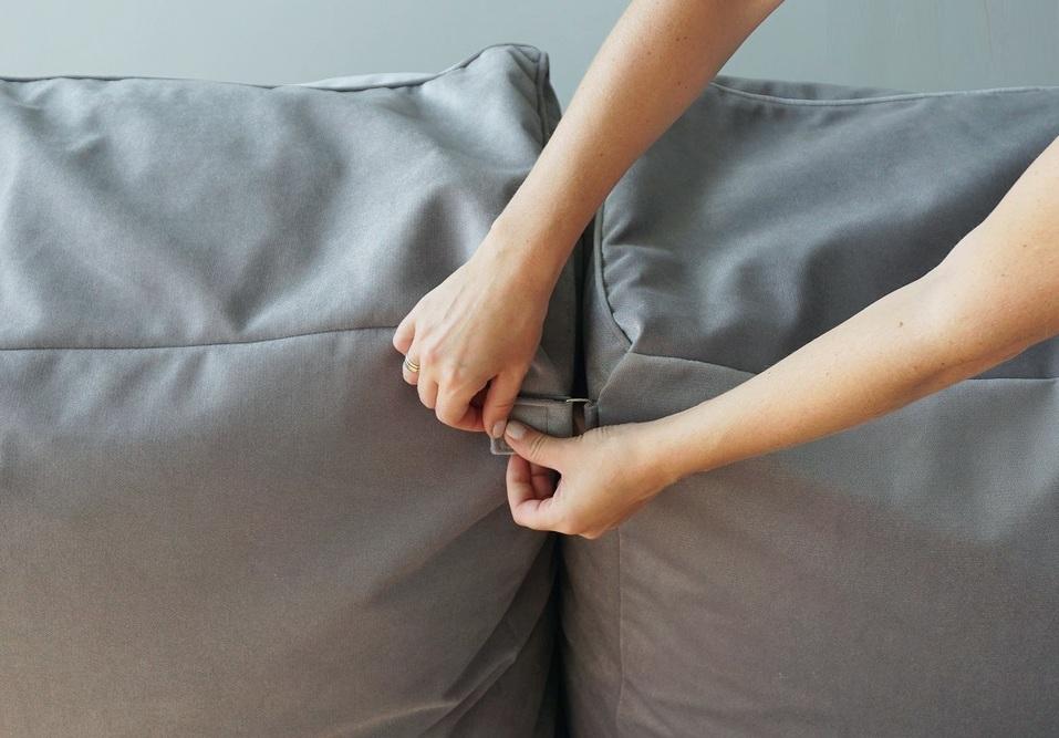 Меняй обстановку с модульным бескаркасным диваном «Ай Диво» хоть каждый час! 4