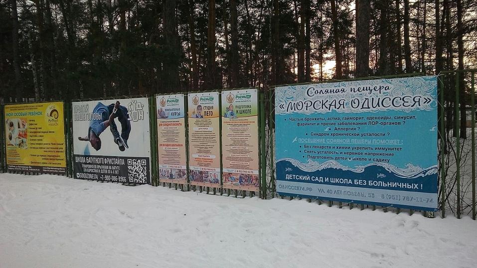 «В парке должны быть деревья!» В Челябинске чиновники получили больше сотни жалоб 2