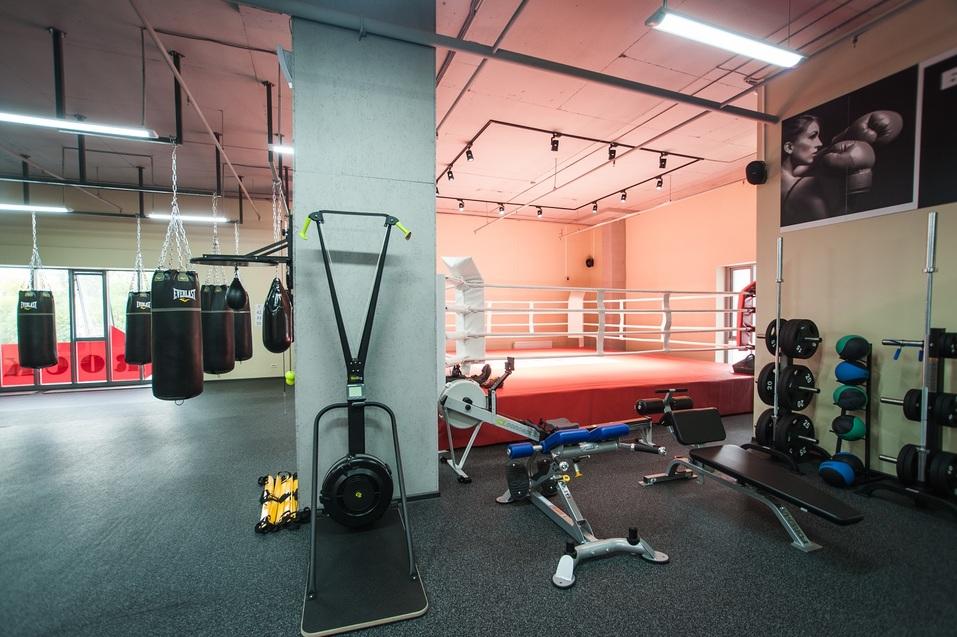 Бокс как фитнес: в Челябинске заработал боксерский клуб для «белых воротничков» 8