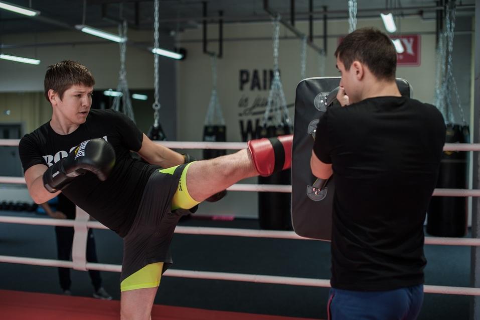 Бокс как фитнес: в Челябинске заработал боксерский клуб для «белых воротничков» 9