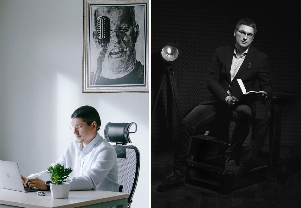 Воланд, Распутин, Дитрих и другие — параллельные образы красноярских предпринимателей   3
