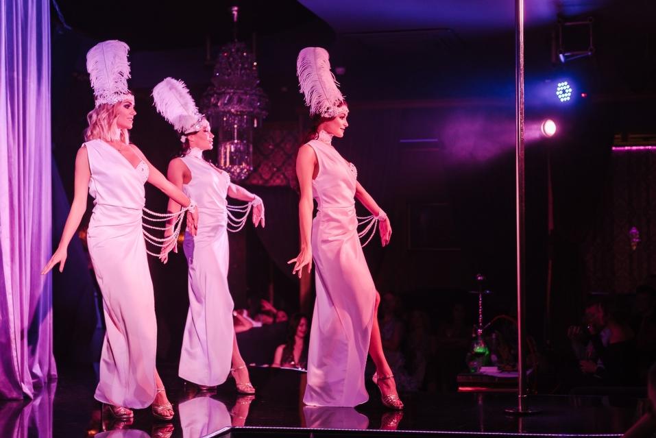 Группа «Винтаж», Анна Плетнева и красотки столичных кабаре: клуб Show Girls отметит 11 лет 1