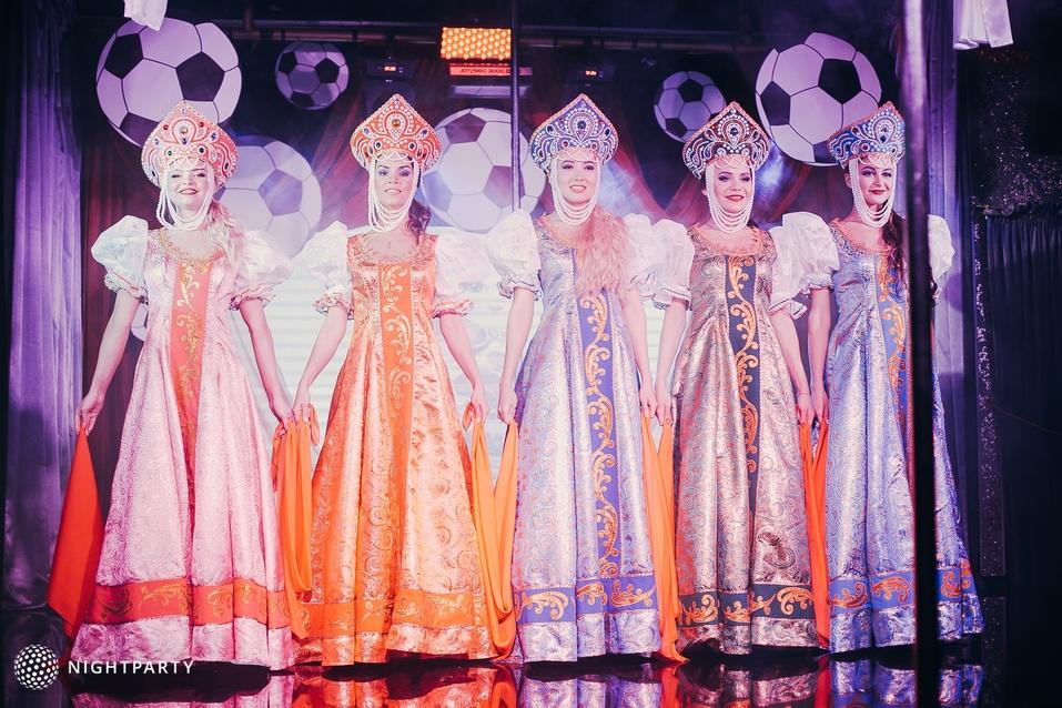 Группа «Винтаж», Анна Плетнева и красотки столичных кабаре: клуб Show Girls отметит 11 лет 3