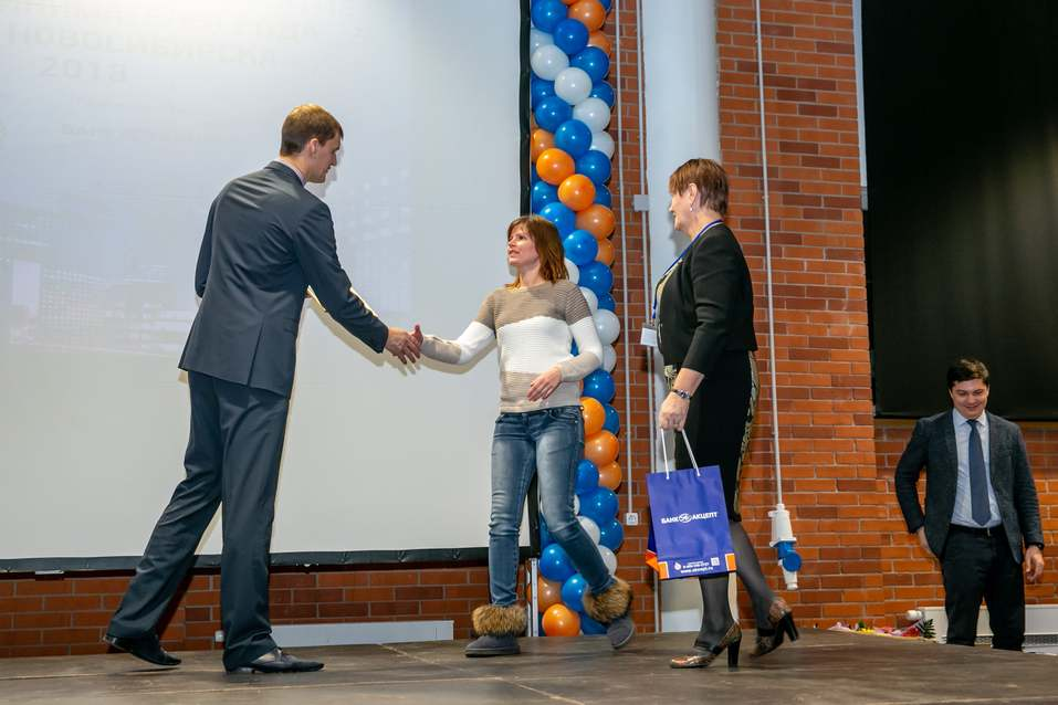 Награждены лучшие малые предприятия Новосибирска    18