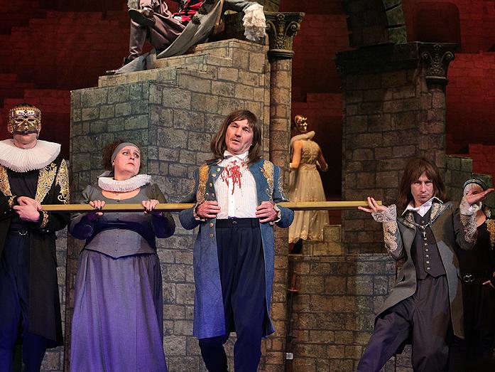 Подарили «Двенадцатую ночь» Шекспира 1