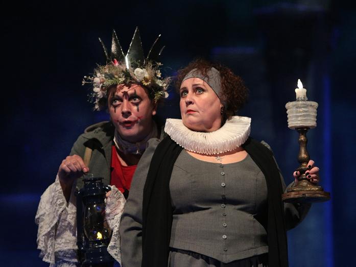 Подарили «Двенадцатую ночь» Шекспира 3