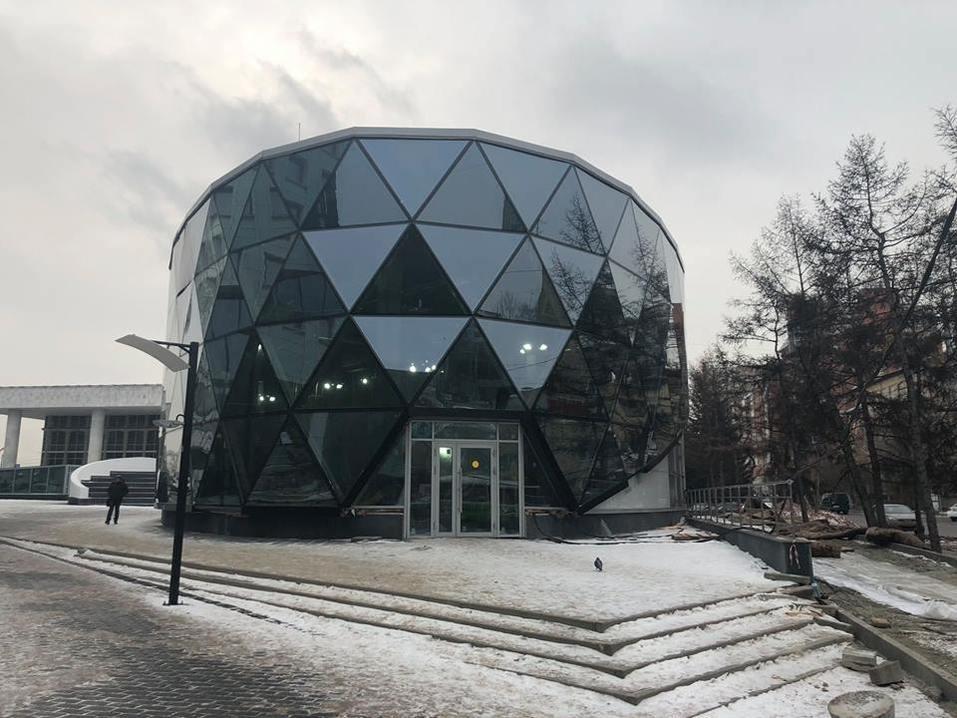 Первый Макдональдс в Красноярске откроется уже на этой неделе 2