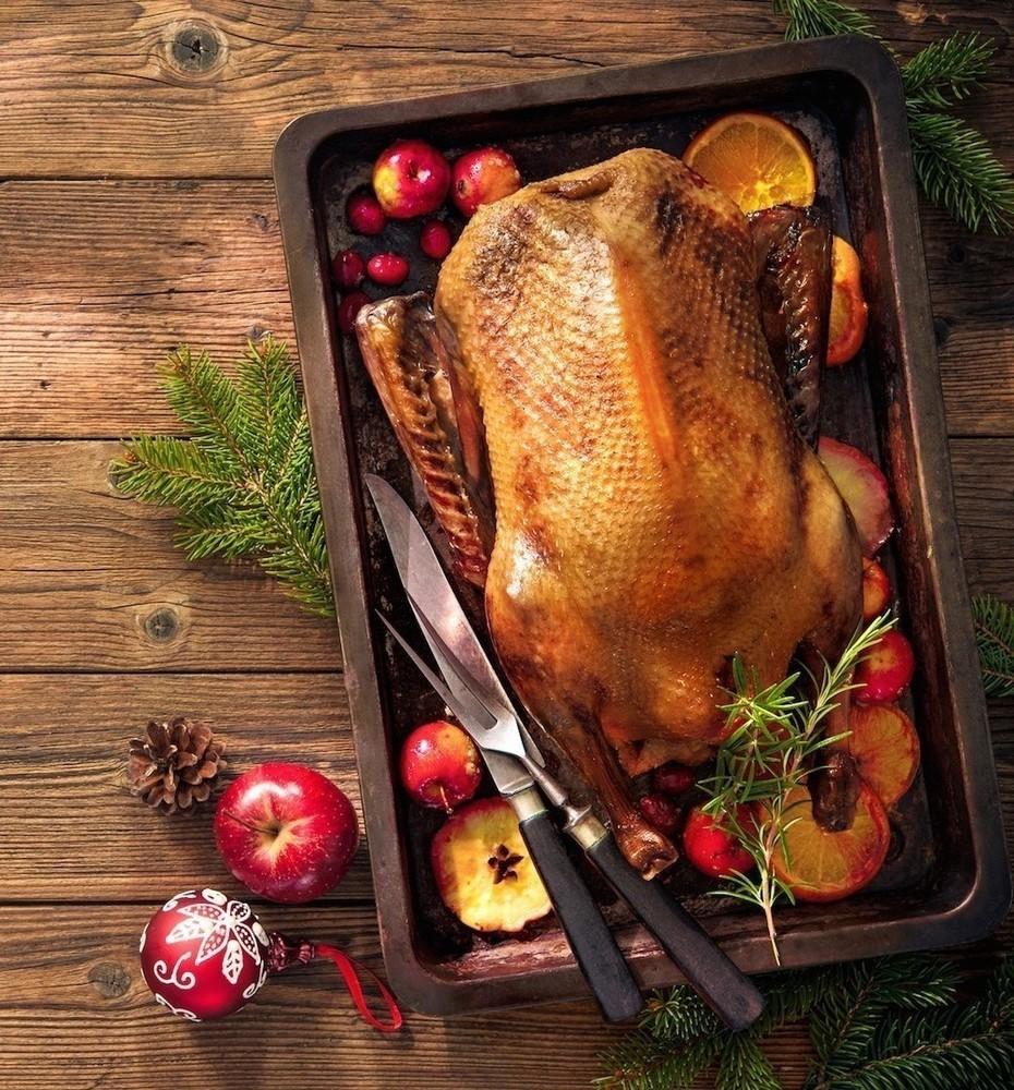Утка, гусь, натурпит: приготовьте новогоднее застолье из эко-продуктов 6