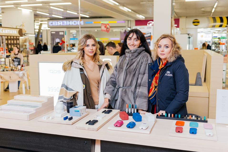 В Челябинске открылся первый фирменный магазин IQOS 8