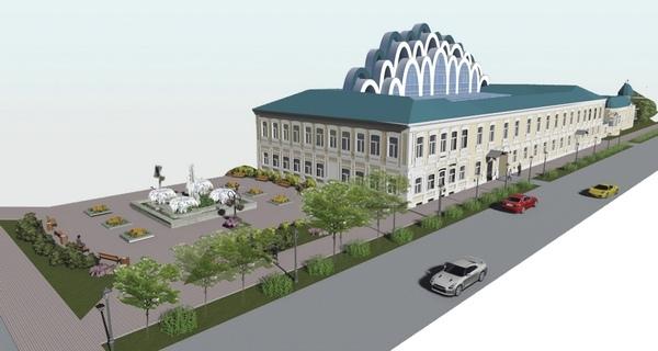 В Красноярске планируют создать «Музейный квартал» 1