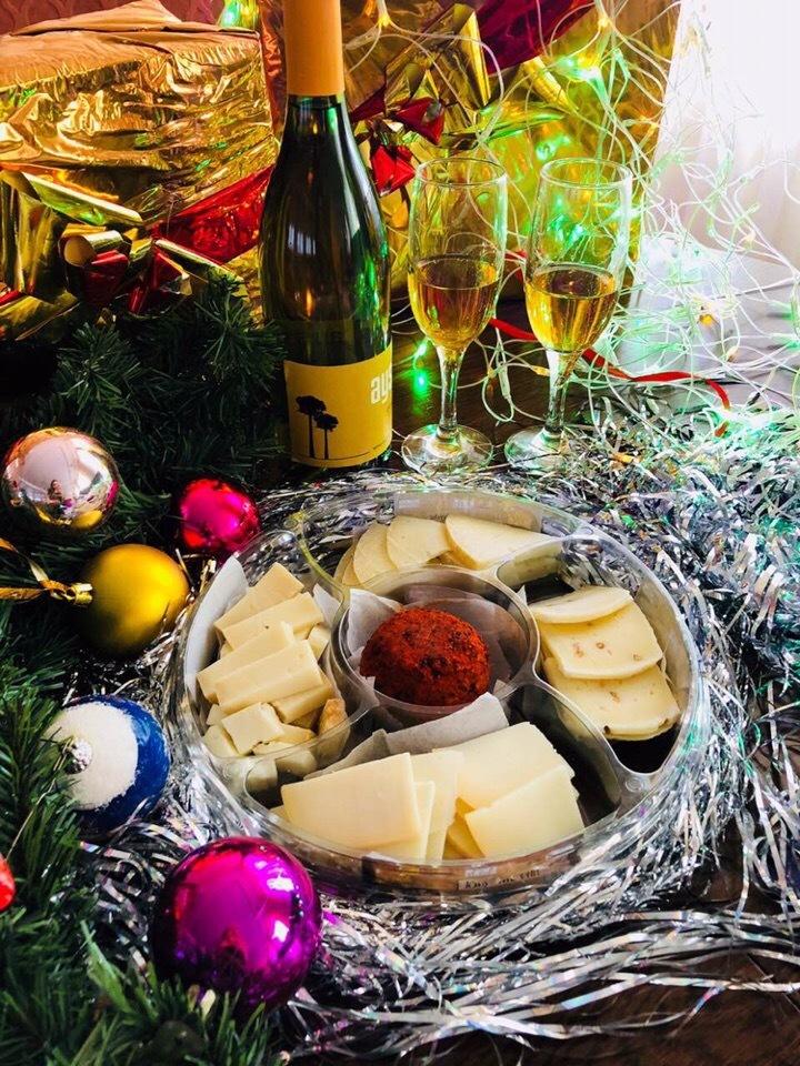 Сырная корзинка из «Красного поля»: подарок с европейским вкусом  7