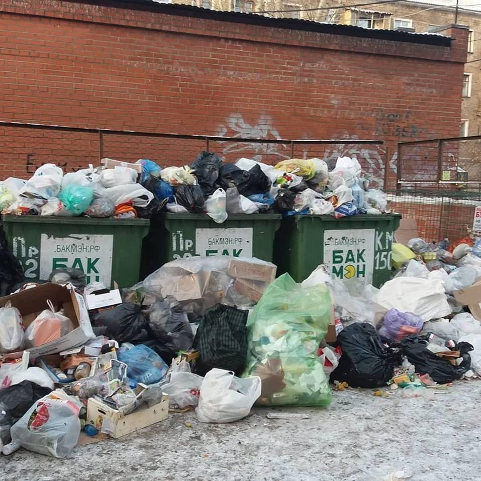 «Красноярская рециклинговая компания» решила сменить перевозчика мусора 1