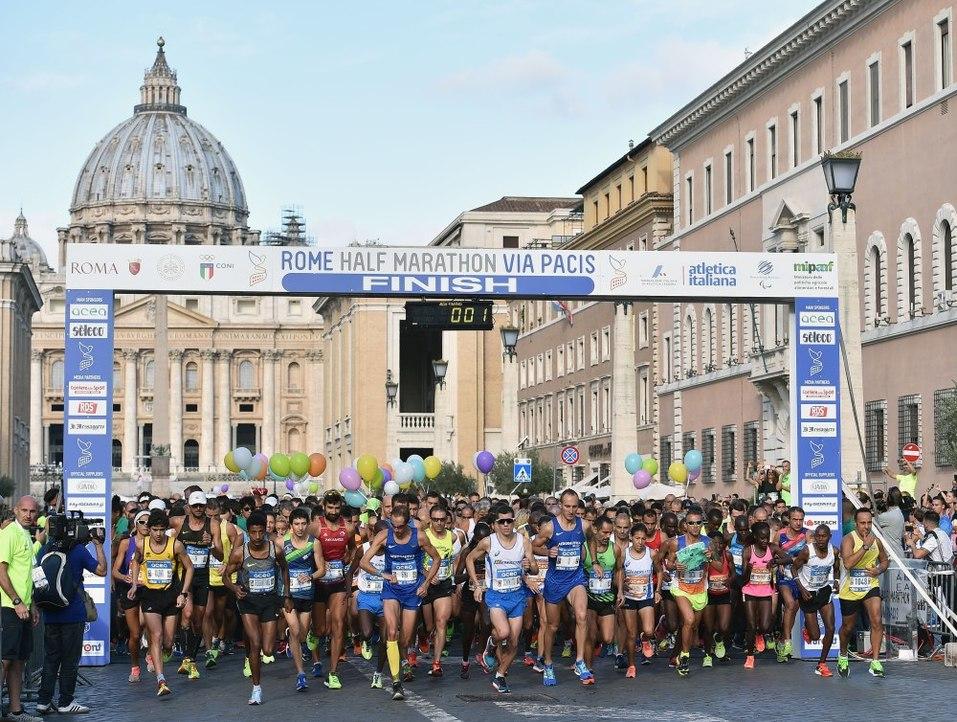 Амбициозные люди стремятся к глобальным целям: например, пробежать полумарафон по Италии 1