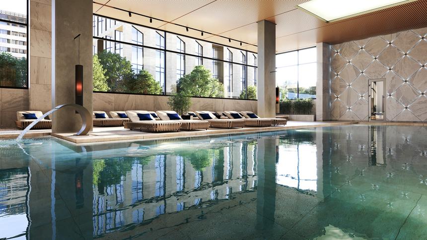 В новый клубный дом в центре города жильцов заманивают бассейном и трехметровыми потолками 2