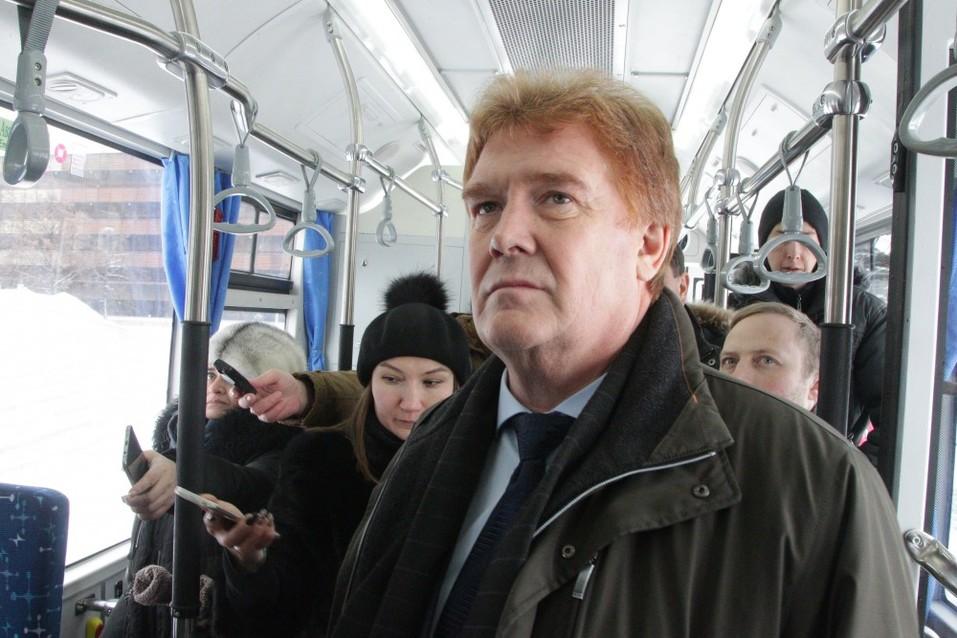 Сделано для Челябинска: горожан будет возить экологически чистый автобус с Wi-Fi  1