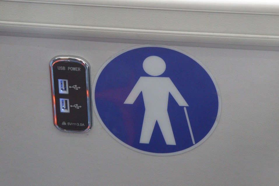 Сделано для Челябинска: горожан будет возить экологически чистый автобус с Wi-Fi  2