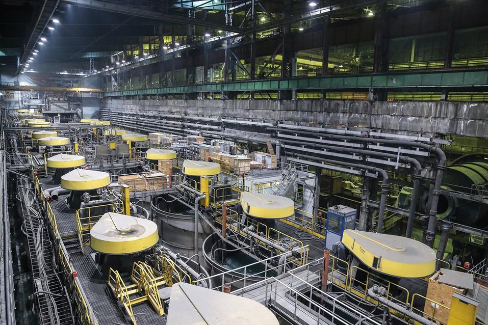 Масштабная перезагрузка: модернизация «Норникеля» стимулирует рост производства 2